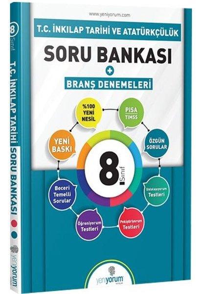 8.Sınıf T.C. İnkılap Tarihi ve Atatürkçülük Soru Bankası Branş Denemeleri.pdf