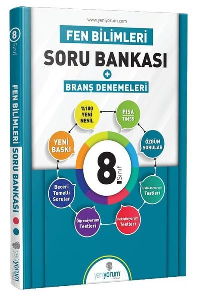 8.Sınıf Fen Bilimleri Soru Bankası Branş Denemeleri.pdf