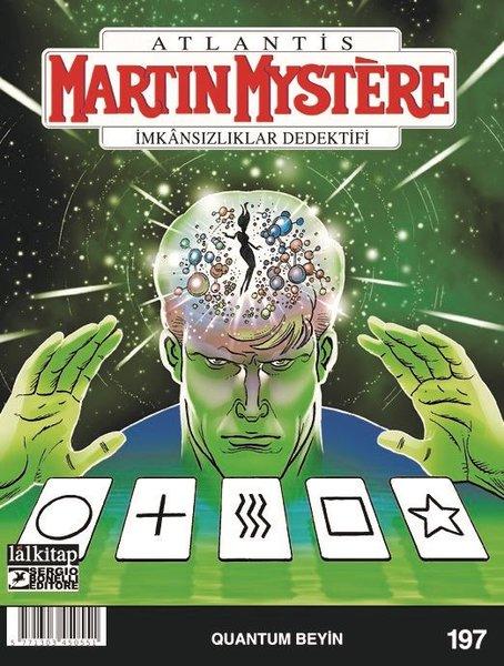 Martin Mystere sayı 197 İmkansızlıklar Dedektifi - Quantum Beyin.pdf