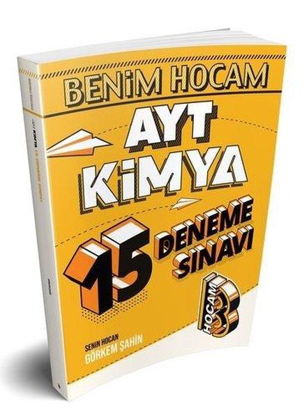 Benim Hocam Yayınları AYT Kimya 15 Deneme Sınavı.pdf