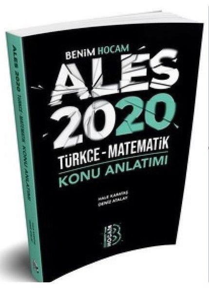 Benim Hocam Yayınları 2020 ALES Konu Anlatımı.pdf