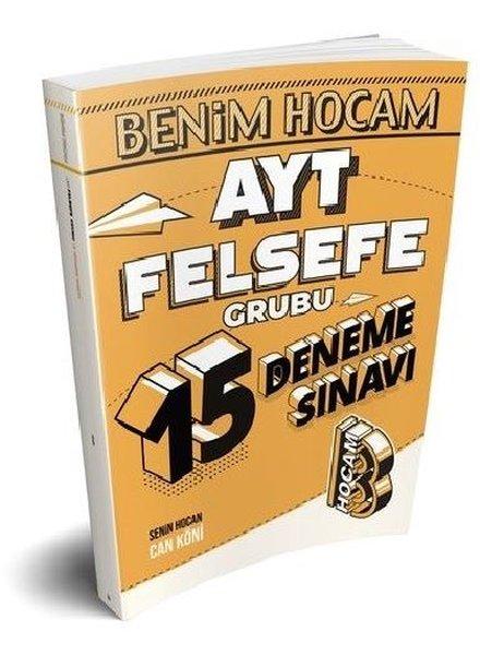 Benim Hocam Yayınları 2020 AYT Felsefe 15 Deneme Sınavı.pdf