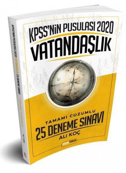 Doğru Tercih Yayınları 2020 KPSSNin Pusulası Vatandaşlık 25 Deneme.pdf