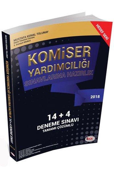 Hür Yayınları Komiser Yardımcılığı Sınavlarına Hazırlık 14+4 Deneme Sınavı.pdf
