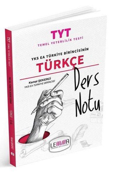 Lemma Yayınları 2020 TYT Türkçe Ders Notu.pdf