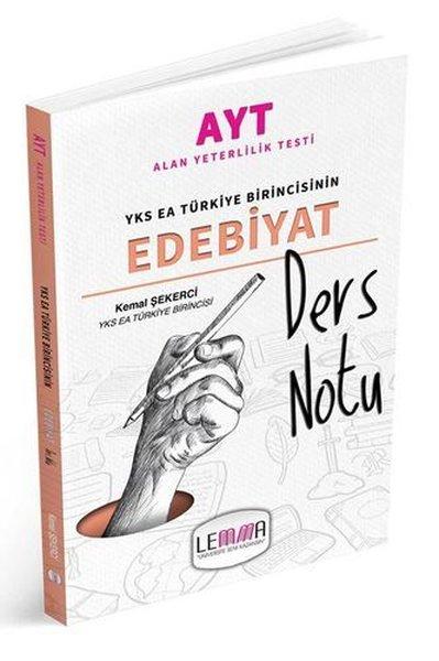 Lemma Yayınları 2020 AYT Edebiyat Ders Notu.pdf
