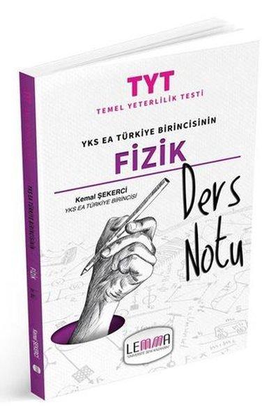 Lemma Yayınları 2020 TYT Fizik Ders Notu.pdf