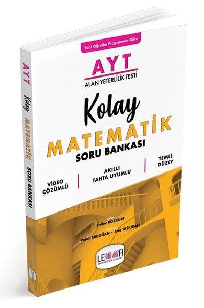 Lemma Yayınları AYT Kolay Matematik Soru Bankası.pdf