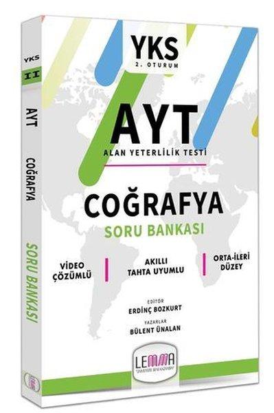 Lemma Yayınları 2020 AYT Coğrafya Soru Bankası.pdf