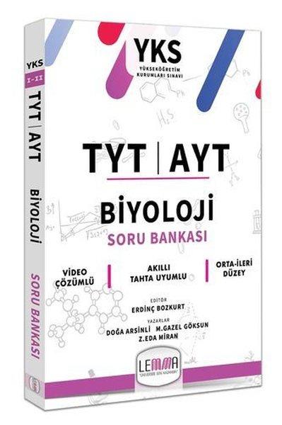Lemma Yayınları 2020 TYT AYT Biyoloji Soru Bankası.pdf