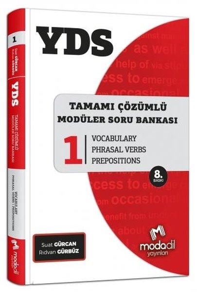 Modadil Yayınları YDS Tamamı Çözümlü Soru Bankası Serisi 1.pdf