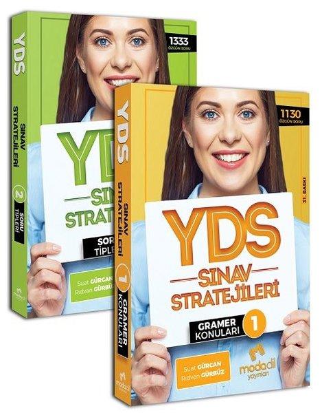 Modadil Yayınları YDS Sınav Stratejileri Konu Anlatımlı 1 - 2.pdf