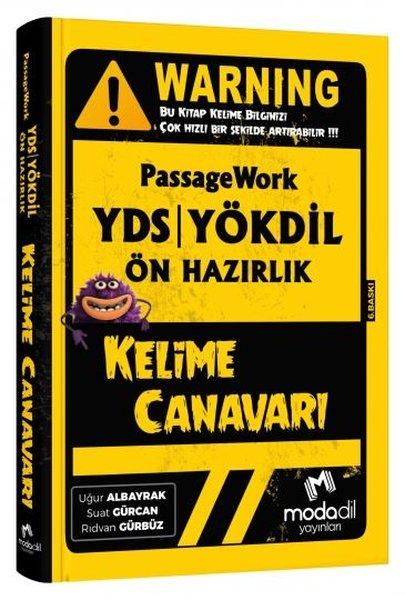 Modadil Yayınları Passagework YDS - Yökdil Ön Hazırlık Kelime Canavarı.pdf