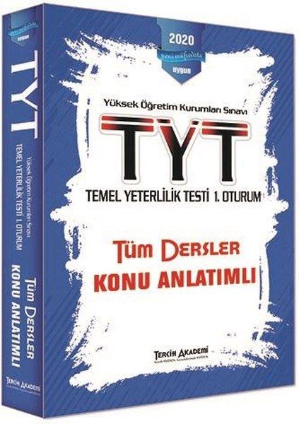 Tercih Akademi TYT Tüm Dersler Konu Anlatımlı.pdf