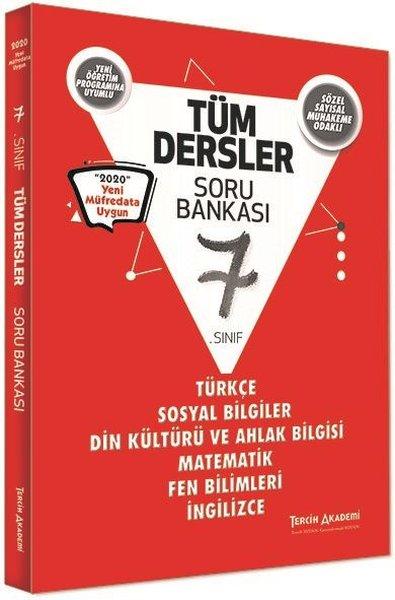 Tercih Akademi Yayınları 7. Sınıf Tüm Dersler Soru Bankası.pdf