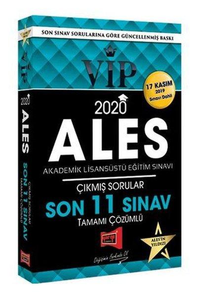 Yargı Yayınları 2020 ALES Vıp Tamamı Çözümlü Son 11 Sınav Çıkmış Sorular  17 Kasım 2019 Sınavı Dahi.pdf
