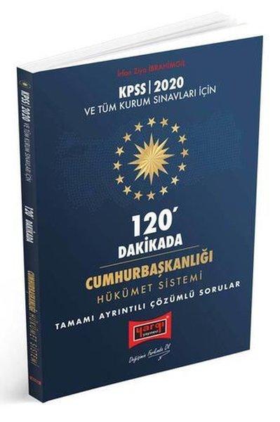 Yargı Yayınları 120 Dakikada Cumhurbaşkanlığı Hükümet Sistemi Tamamı Ayrıntılı Çözümlü Sorular.pdf