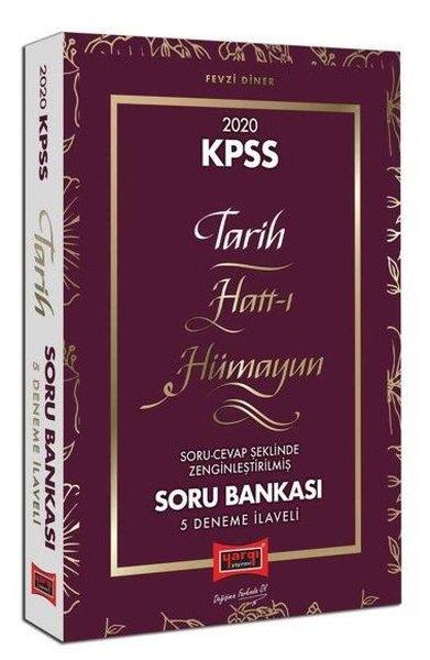 Yargı Yayınları 2020 KPSS Hatt-I Hümayun Tarih Çözümlü Soru Bankası 5 Deneme İlaveli.pdf