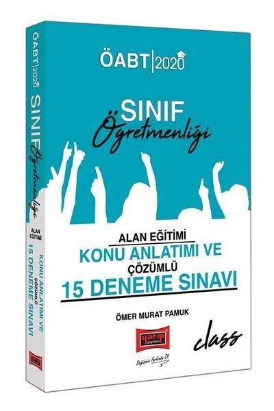 Yargı Yayınları 2020 ÖABT Sınıf Öğretmenliği Konu Anlatımı Ve Çözümlü 15 Deneme Sınavı.pdf