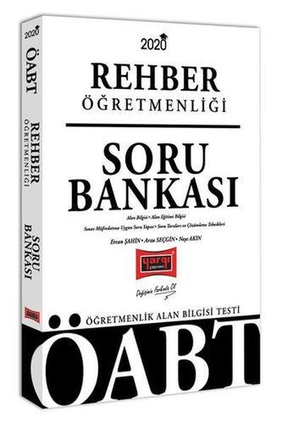 Yargı Yayınları 2020 ÖABT Rehber Öğretmenliği Soru Bankası.pdf