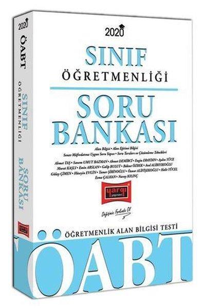 Yargı Yayınları 2020 ÖABT Sınıf Öğretmenliği Soru Bankası.pdf