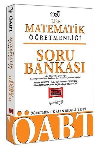 Yargı Yayınları 2020 ÖABT Lise Matematik Öğretmenliği Soru Bankası.pdf