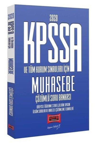 Yargı Yayınları 2020 KPSS A Grubu Ve Tüm Kurum Sınavları İçin Muhasebe Çözümlü Soru Bankası.pdf