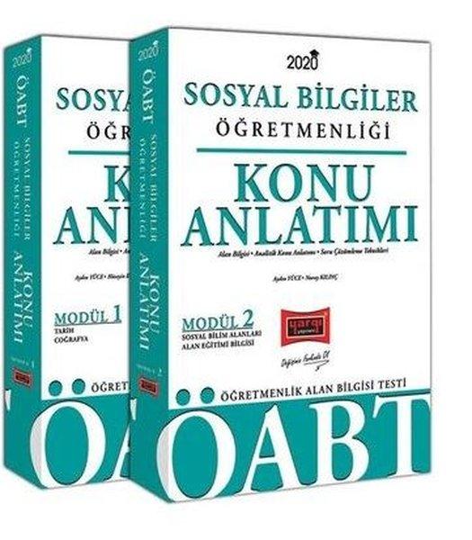Yargı Yayınları 2020 ÖABT Sosyal Bilgiler Öğretmenliği Konu Anlatımlı Modüler Set.pdf