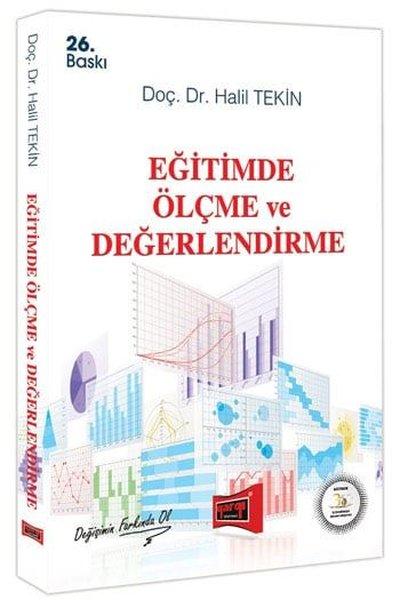 Yargı Yayınları Eğitimde Ölçme Ve Değerlendirme Halil Tekin 26. Baskı.pdf