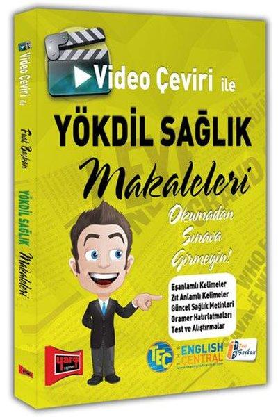 Yargı Yayınları Video Çeviri İle Yökdil Sağlık Makaleleri.pdf
