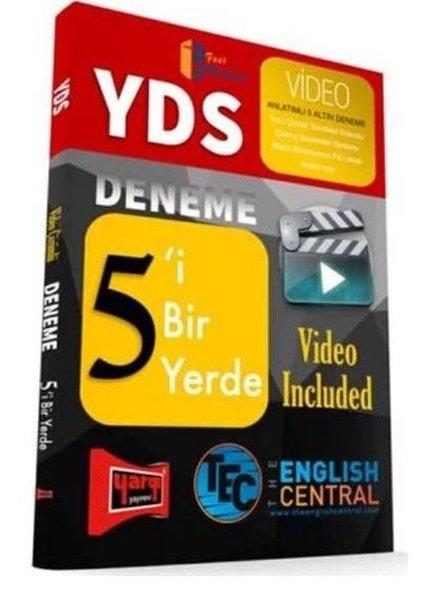 Yargı Yayınları YDS 5İ Bir Yerde Deneme Video Included.pdf