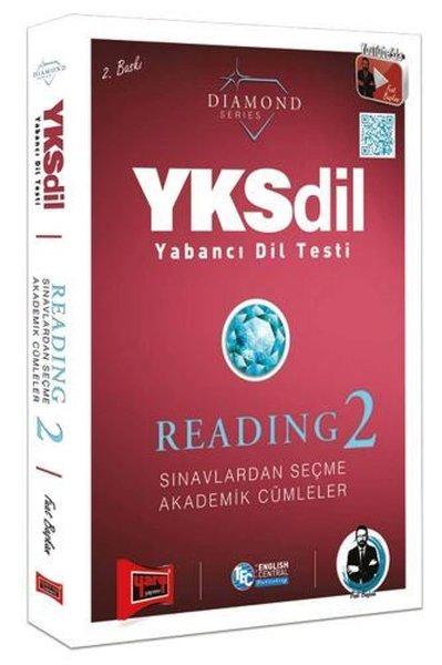 Yargı Yayınları Yksdil Yabancı Dil Testi Reading - 2 Diamond Series.pdf