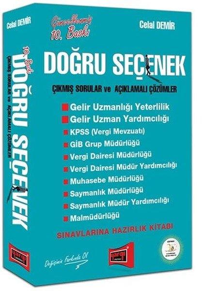 Yargı Yayınları Doğru Seçenek Çıkmış Sorular Ve Açıklamalı Çözümler 10. Baskı.pdf