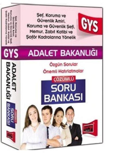 Yargı Yayınları Gys Adalet Bakanlığı Şef, Koruma Ve Güvenlik Amiri İçin Çözümlü Soru Bankası.pdf