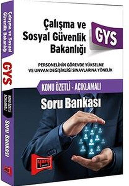 Yargı Yayınları Gys Çalışma Ve Sosyal Güvenlik Bakanlığı Konu Özetli Soru Bankası.pdf