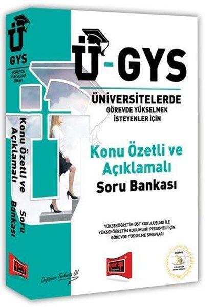 Yargı Yayınları Ü-Gys Konu Özetli Açıklamalı Soru Bankası.pdf