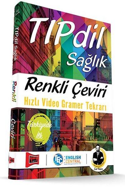 Yargı Yayınları Tıpdil Sağlık Renkli Çeviri.pdf