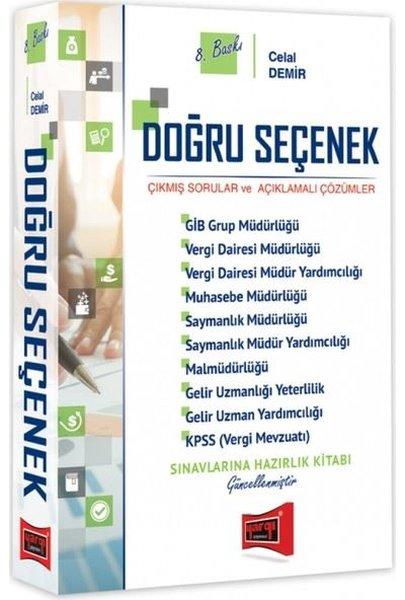 Yargı Yayınları  Doğru Seçenek Çıkmış Sorular Ve Açıklamalı Çözümler 8. Baskı.pdf