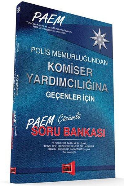 Yargı Yayınları 2017 Paem Komiser Yardımcılığına Geçenler İçin Çözümlü Soru Bankası.pdf