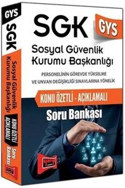 Yargı Yayınları Gys Sgk Sosyal Güvenlik Kurumu Başkanlığı Konu Özetli Açıklamalı Soru Bankası.pdf