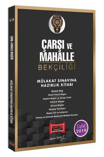 Yargı Yayınları Çarşı Ve Mahalle Bekçiliği Mülakat Sınavına Hazırlık Kitabı.pdf