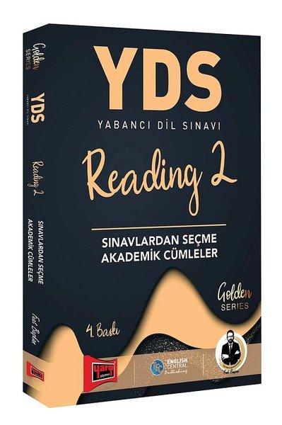 Yargı Yayınları YDS Reading 2 Sınavlardan Seçme Akademik Cümleler.pdf