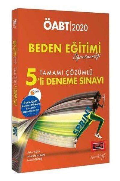 Yargı Yayınları 2020 ÖABT Sprınt Beden Eğitimi Öğretmenliği Tamamı Çözümlü 5'Li Deneme Sınavı.pdf