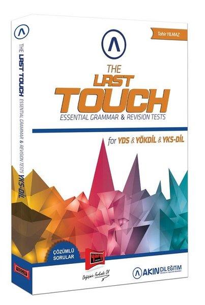 Akın Dil & Yargı Yayınları The Last Touch Essential Grammar & Revision Tests.pdf