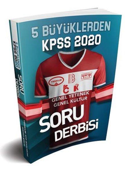 Benim Hocam Yayınları 2020 KPSS 5 Büyüklerden Genel Yetenek Genel Kültür Soru Derbisi.pdf
