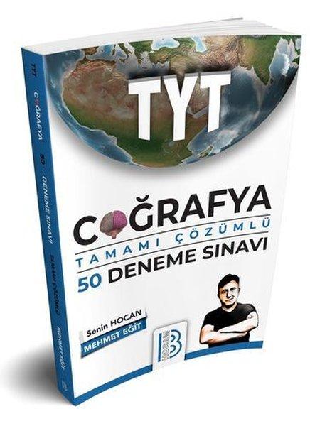 Benim Hocam Yayınları 2020 TYT Coğrafya Tamamı Çözümlü 50 Deneme Sınavı.pdf