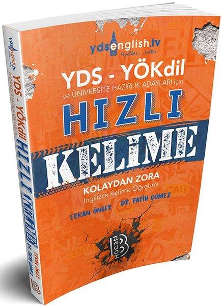 Yökdil YDS Hızlı Kelime Soru Bankası Benim Hocam Yayınları.pdf
