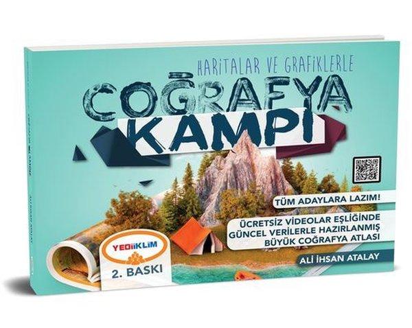 Yediiklim Yayınları 2020 KPSS Haritalar Ve Grafiklerle Coğrafya Kampı.pdf