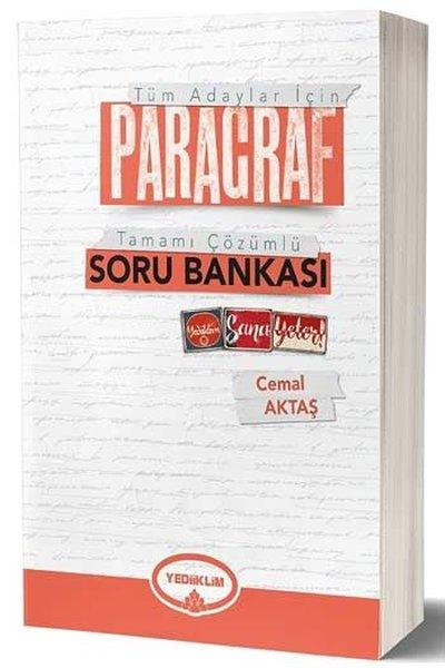 Yediiklim Yayınları Tüm Adaylar İçin Paragraf Tamamı Çözümlü Soru Bankası.pdf