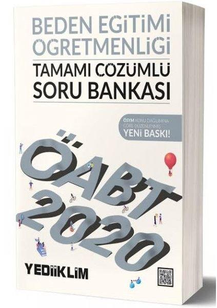 Yediiklim Yayınları 2020 KPSS ÖABT Beden Eğitimi Öğretmenliği Tamamı Çözümlü Soru Bankası.pdf
